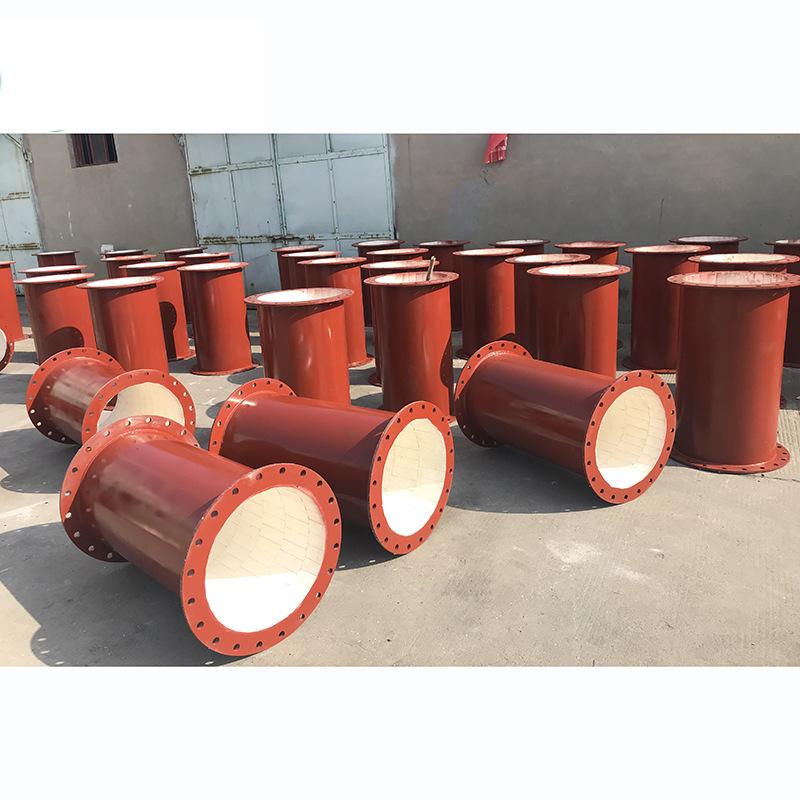 ceramic lined pipe