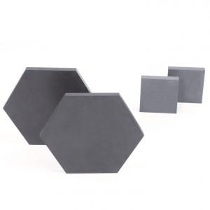 Silicon e Carbide likulo Tile