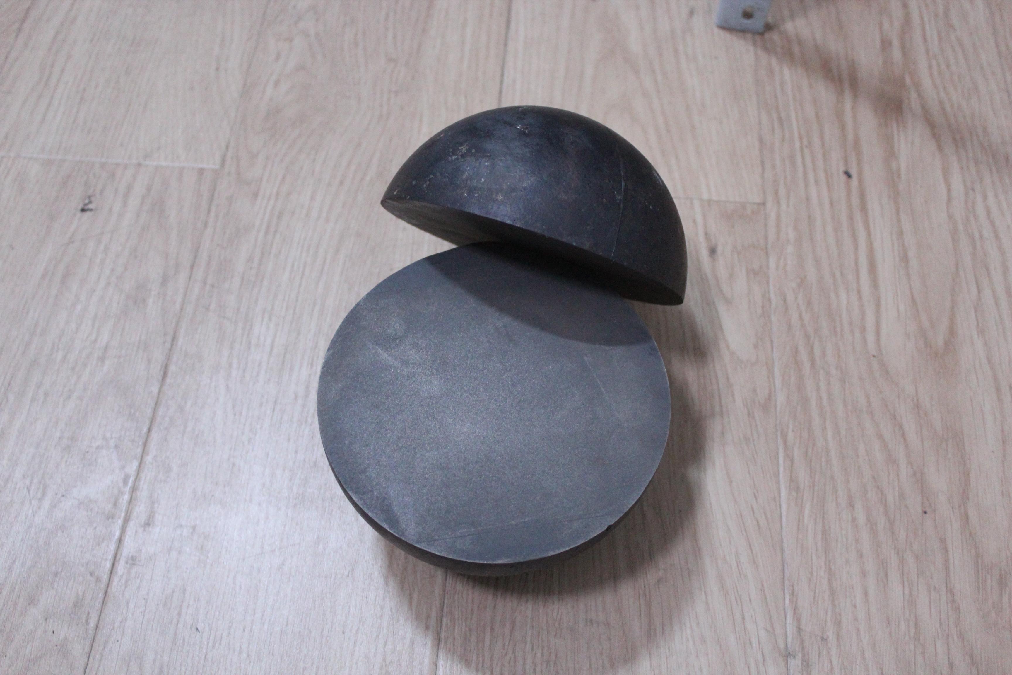 Cast iron high chromium grinding balls