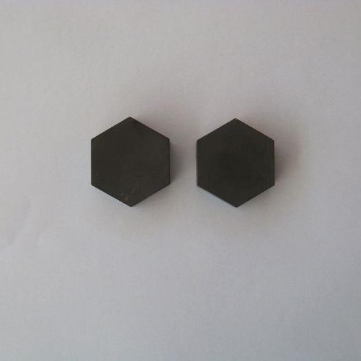 Boron carbide flak