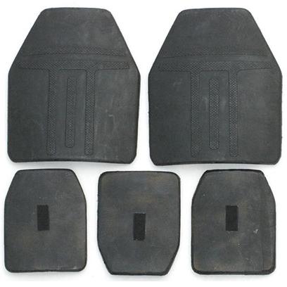 Silicon nitride ceramic bulletproof tablets