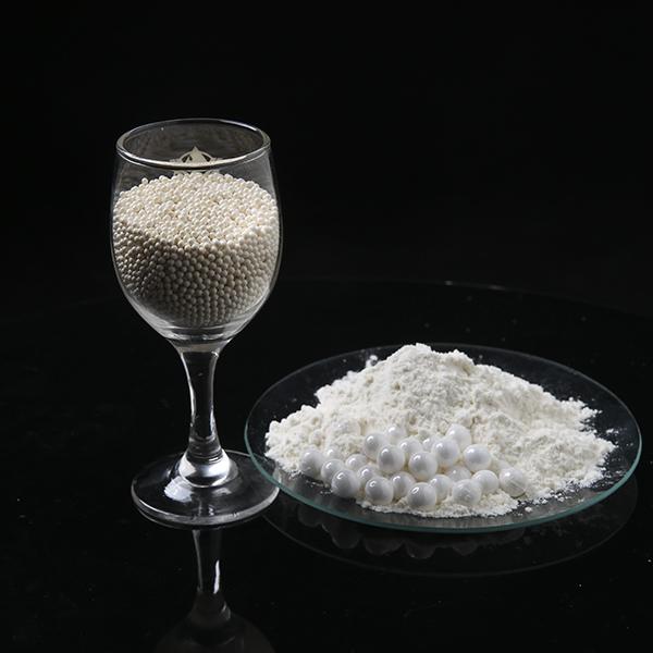 Zirconium metaborate sila sefaha